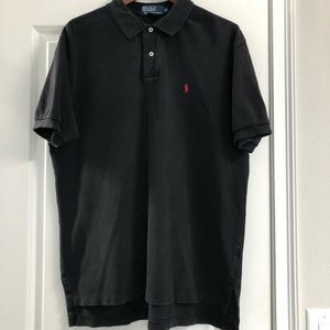 Polo by Ralph Lauren Black Polo Shirt